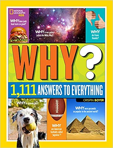 National Geographic Answers For The Curious Kids