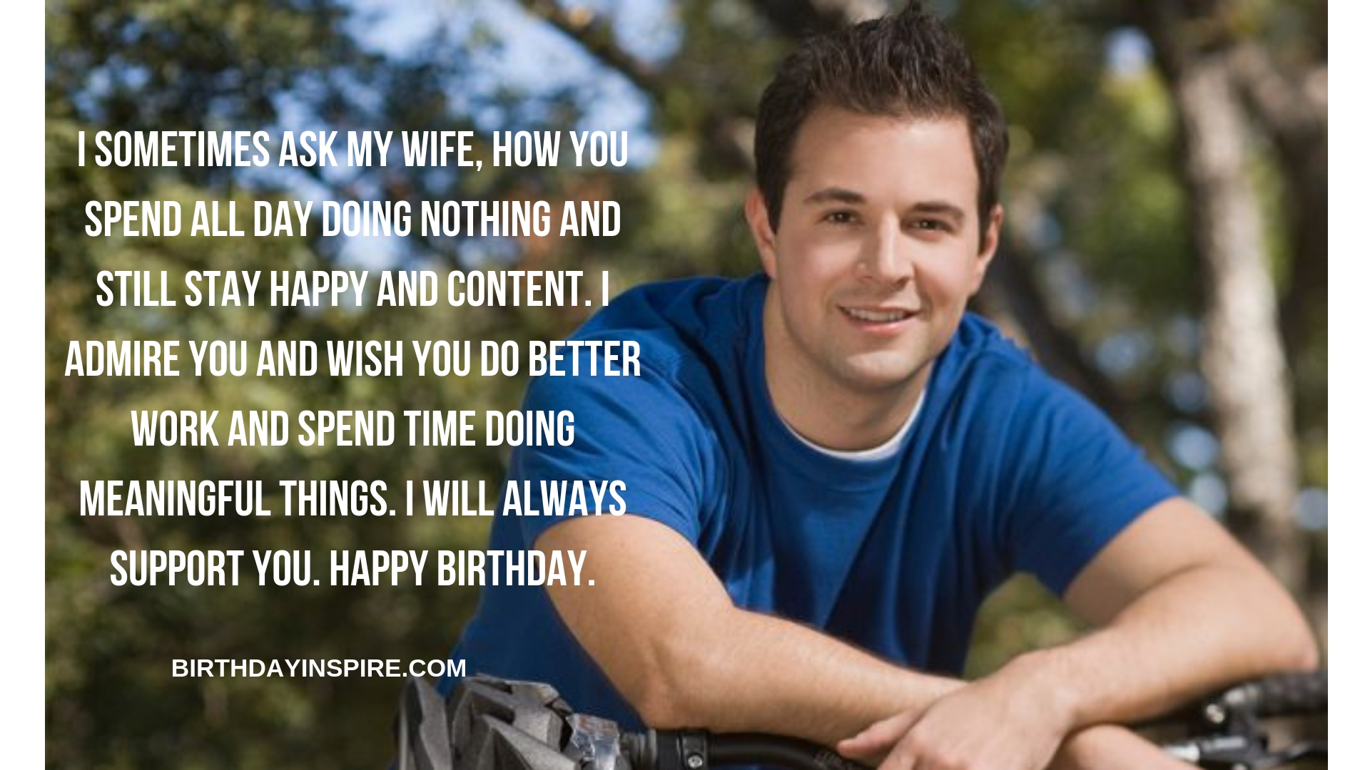 BIRTHDAY WISHES FOR BROTHER IN LAW
