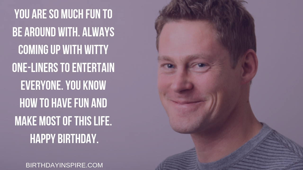 Funny Birthday Messages For Uncle