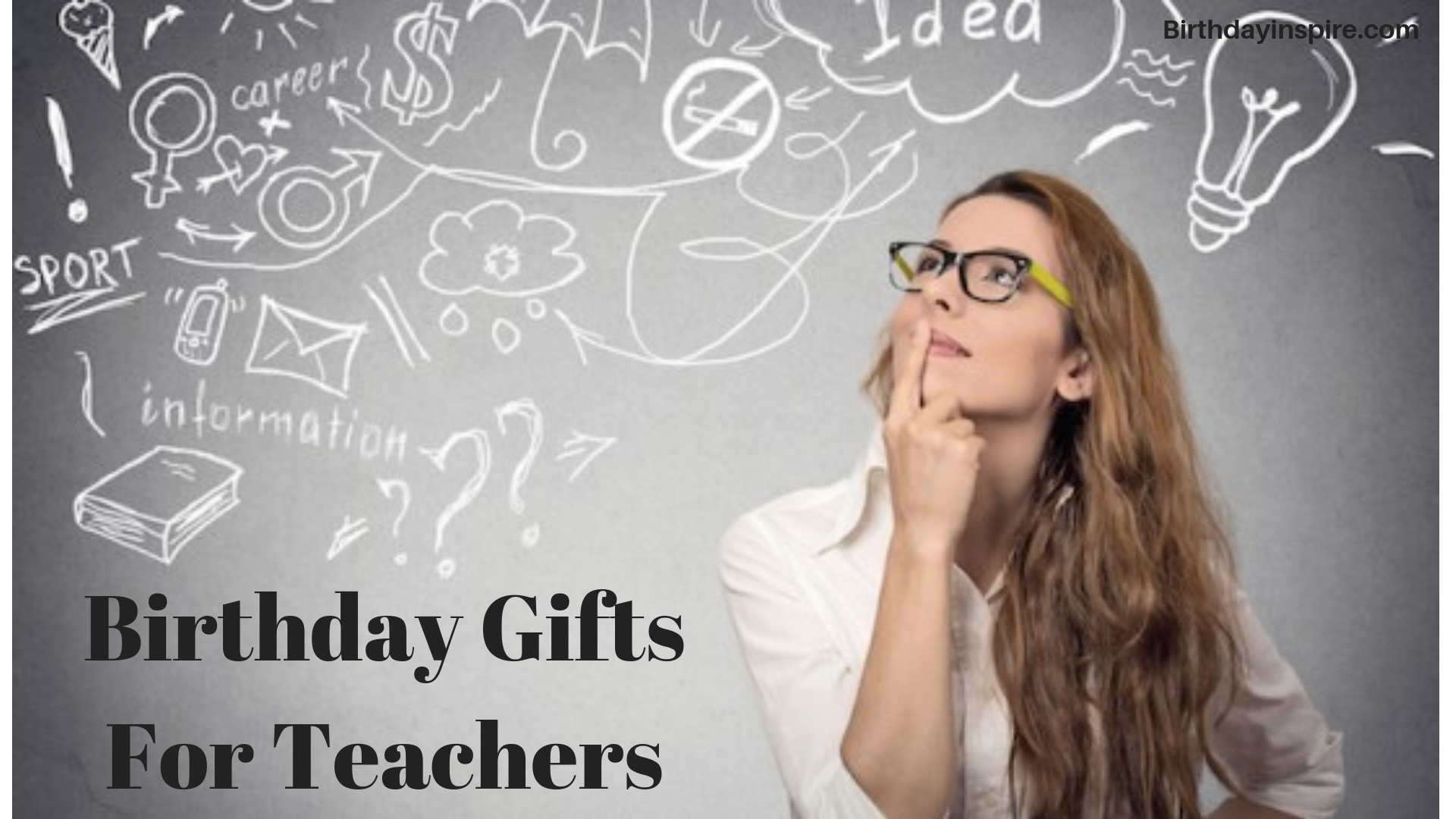 birthday gifts for teachers