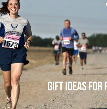 GIFT IDEAS FOR RUNNERS
