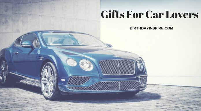 21 Cool Gifts For Car Lovers