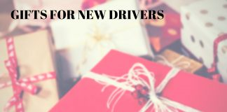 GIFTS FOR NEW DRIVERS