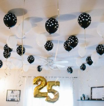 20 Rocking 25th Birthday Party Ideas For Your Loved One