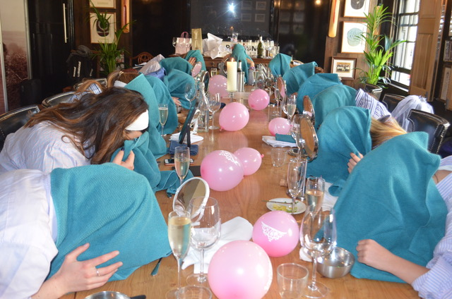 Host a pampering party