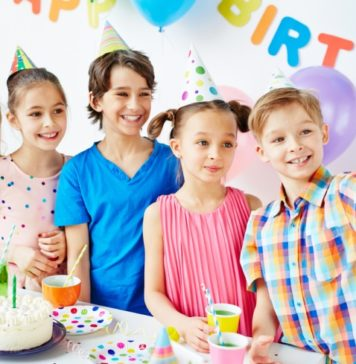 8 Year Old Birthday Party Ideas