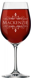 gifts-for-19-year-old-boyAny Year Personalized Red Wine Glass