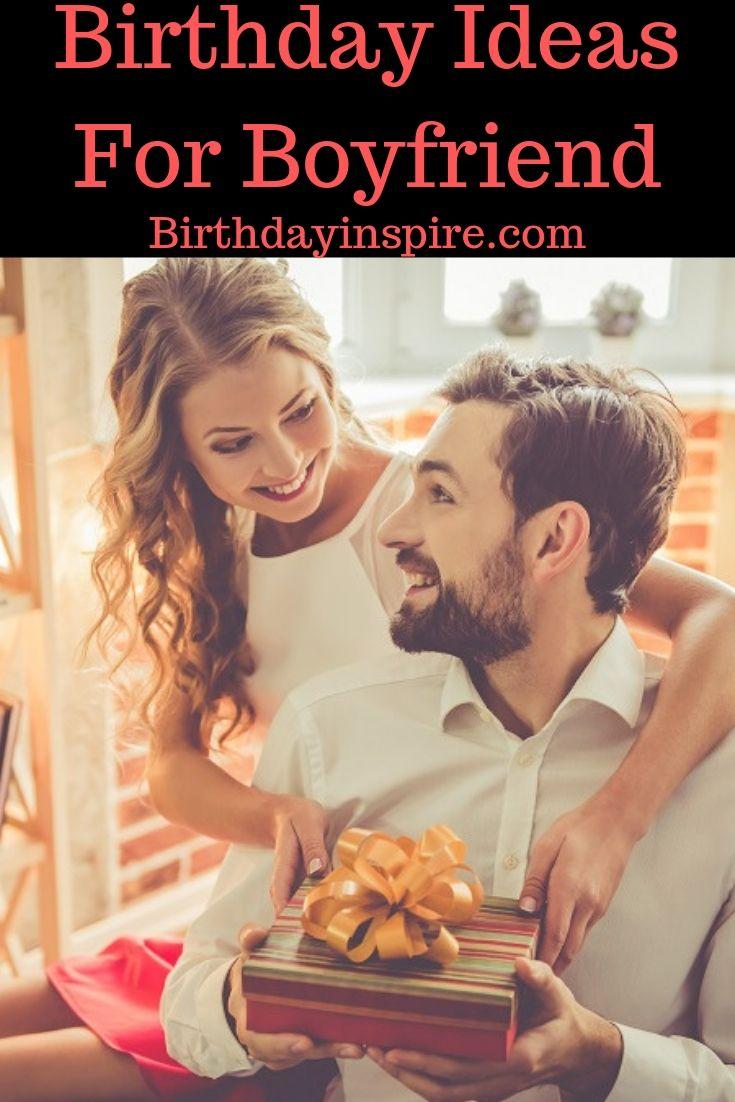 Birthday Ideas For Boyfriend