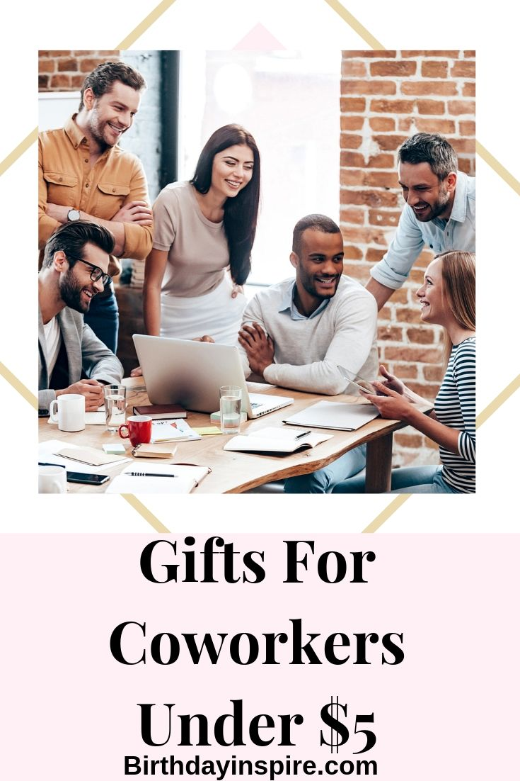 Gifts For Coworkers Under $5
