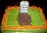 Over The Hill Cakes design 8