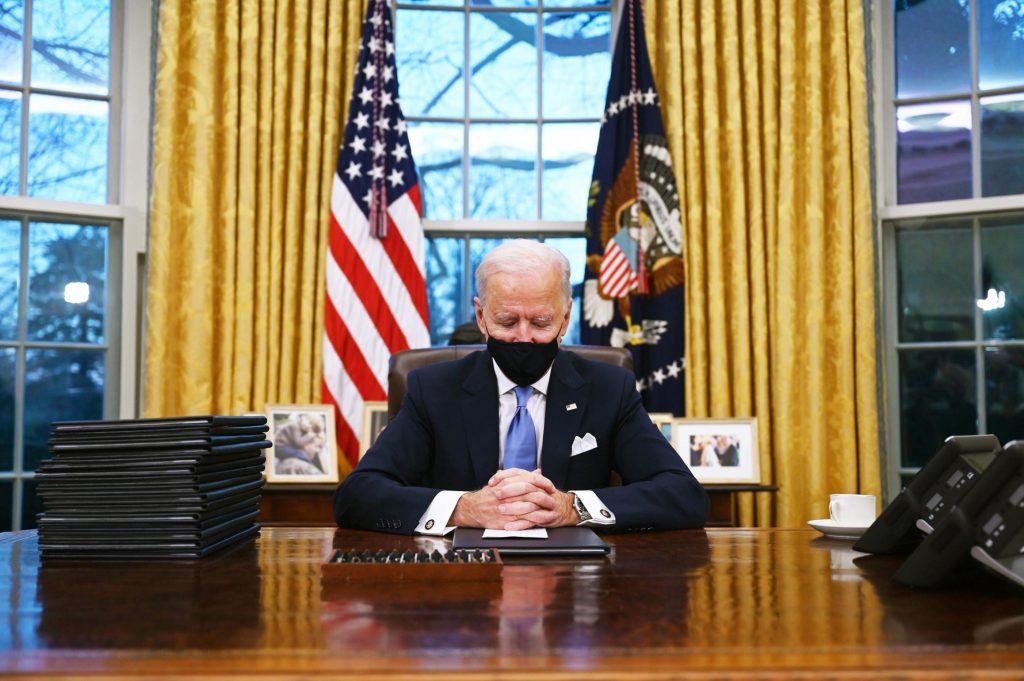 Joe-Biden saying Happy birthday-surprise